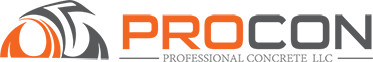 Procon Professional Concrete LLC Logo